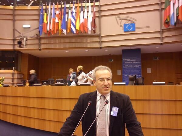 Η Δημοτική Αρχή Κερατσινίου - Δραπετσώνας στο Ευρωπαϊκό Κοινοβούλιο
